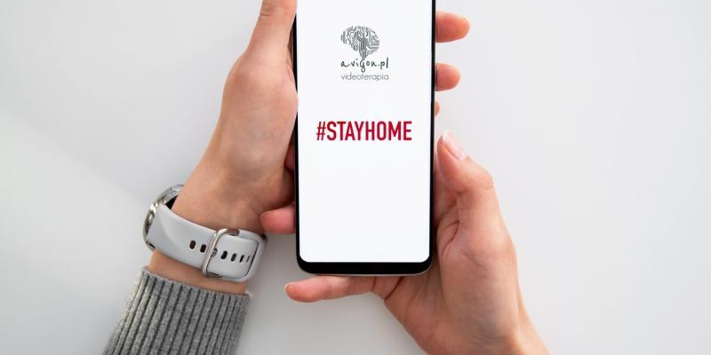 Avigon.pl - zostań w domu, zadbaj o zdrowie psychiczne online.