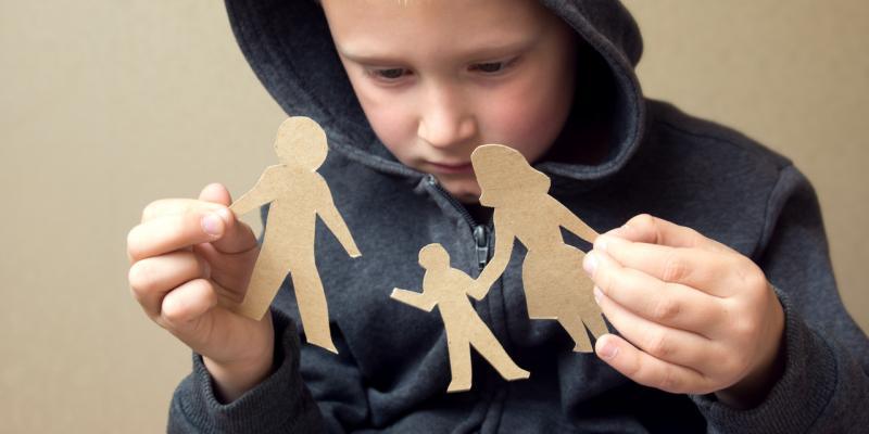 Rozwód a dziecko - jak wygląda kontakt z dzieckiem po rozwodzie?