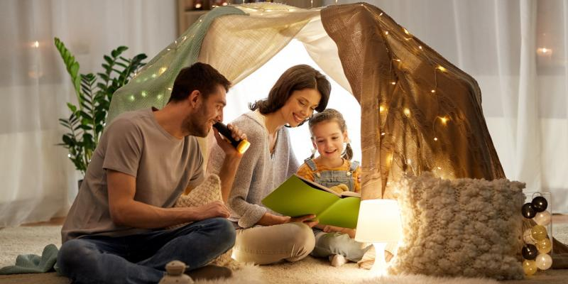 Jak pozytywnie wykorzystać wyjątkową okazję, kiedy tak intensywnie i blisko żyjemy ze sobą we wspólnej rodzinnej przestrzeni?